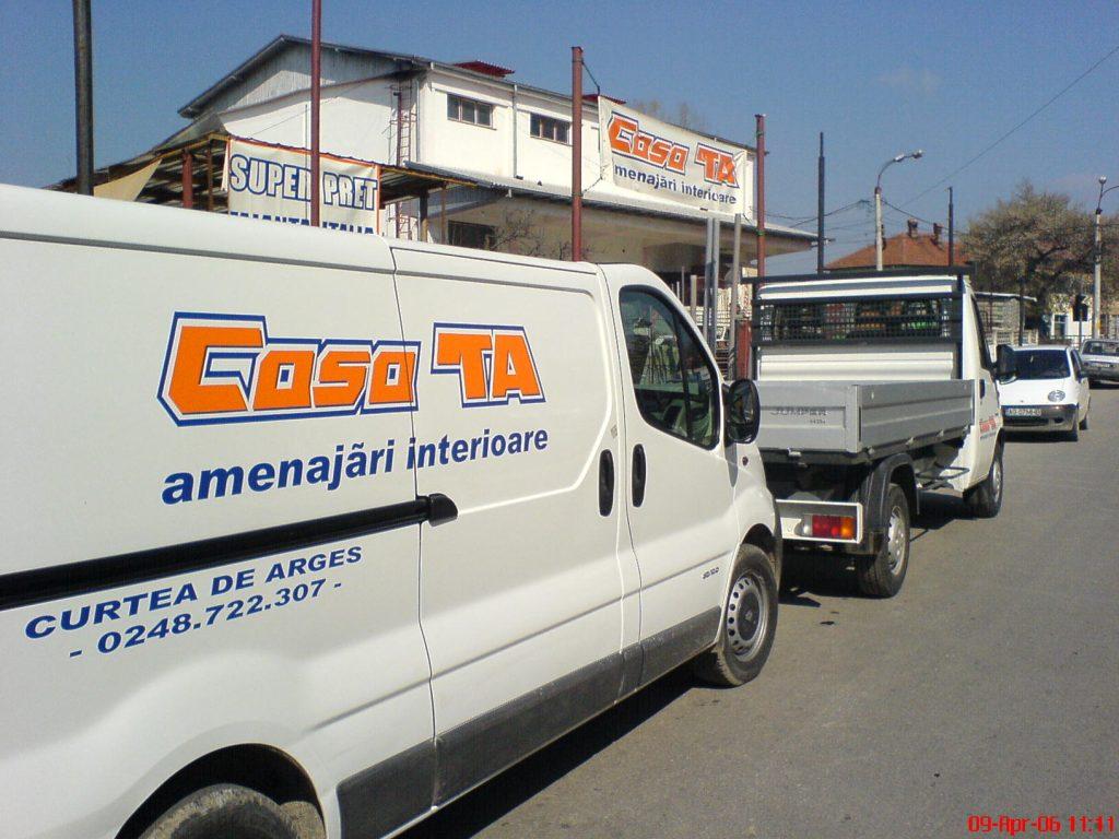 Transport Casa TA